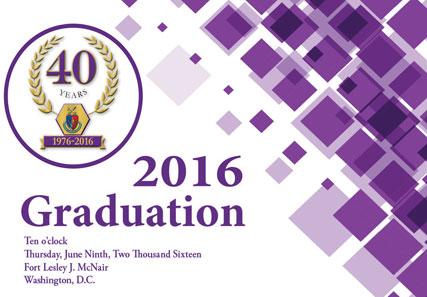 iCollege Graduates 91 Master's Degree Students