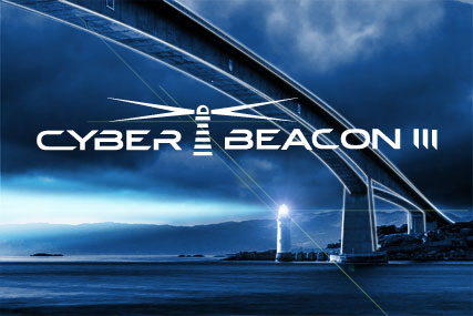 Cyber Beacon 3 logo