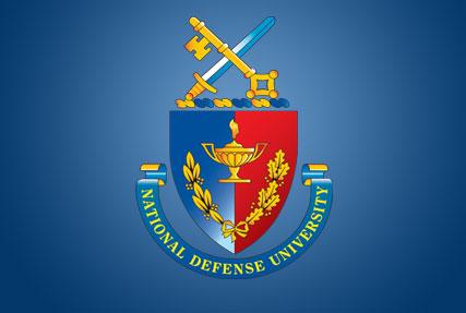 National Defense University Crest