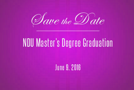 Graduation: Save the Date